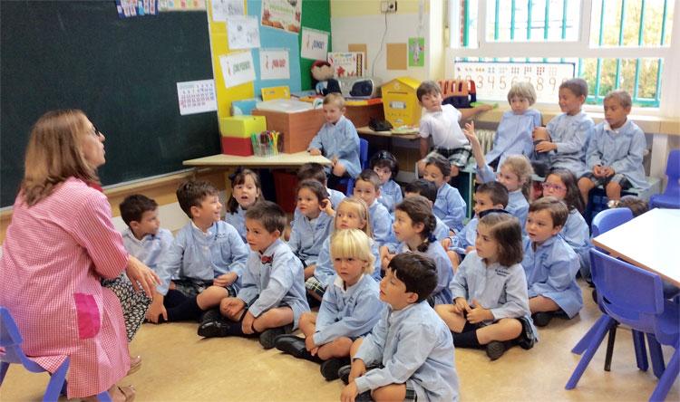 VUELTA AL COLEGIO EN EDUCACIÓN INFANTIL