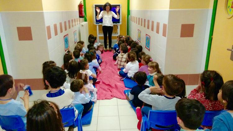 Segundo de Educación Infantil ¡rumbo a París!