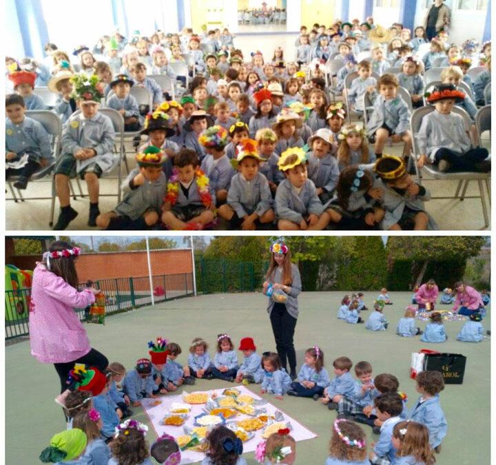 Fiesta de la primavera en Educación Infantil