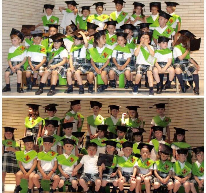 """""""Graduación"""" de Tercero de Educación Infantil"""