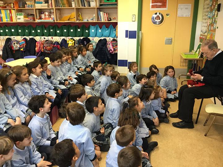 Una tarde de magia en 3º de Educación Infantil.