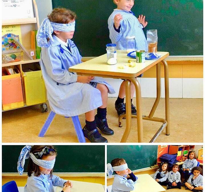 Destreza de pensamiento en Infantil, compara y contrasta