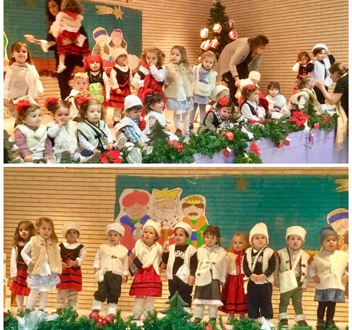 Festival de Navidad de Entreviñas I y II