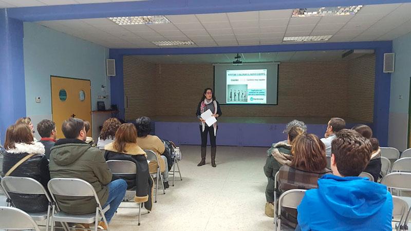 Programa afectivo sexual para 6º de Primaria, 2º de ESO, 3º de ESO y 1º de Bachillerato