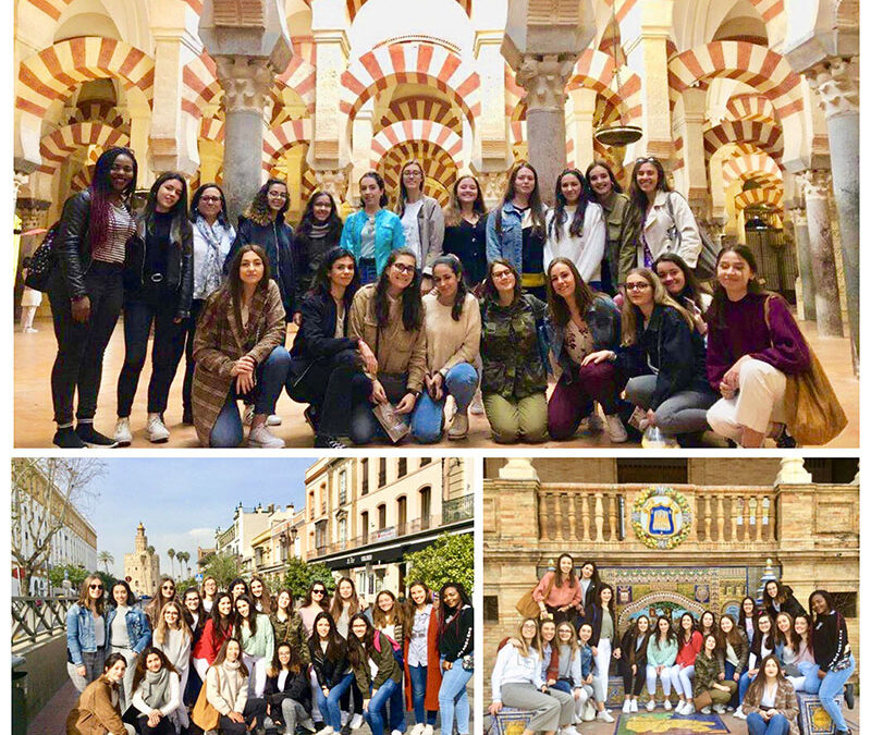 2º de Bachillerato, de viaje cultural en Córdoba y Sevilla