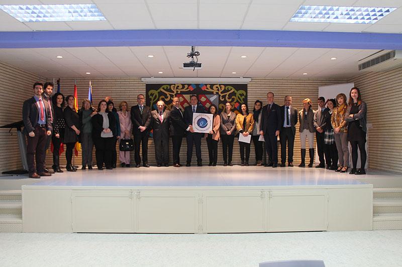 Alcaste-Las Fuentes recibe la distinción 'LabelFrancÉducation'