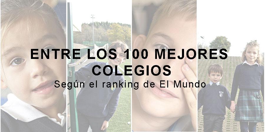 Alcaste-Las Fuentes, entre los 100 mejores colegios de El Mundo