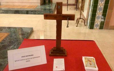 Exposición sobre los cristianos perseguidos en el mundo