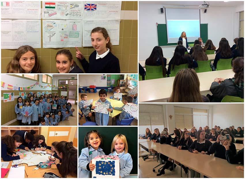 Día Erasmus en Alcaste