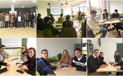 Reunión Alumni, un encuentro en Navidad