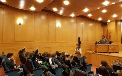 Sesión de Orientación al Bachillerato para 4º de ESO