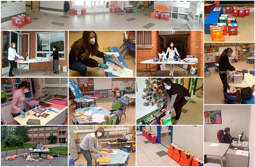 Un proyecto pedagógico integral desde casa