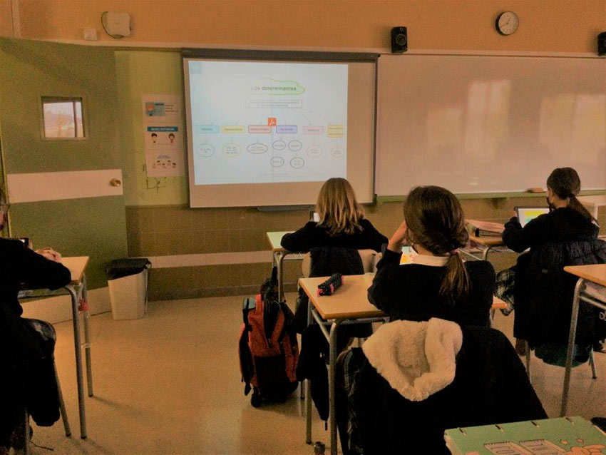El iPad, una herramienta al servicio del aprendizaje