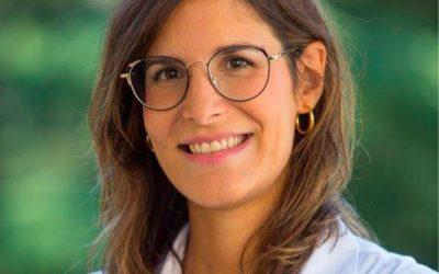 """Sonia García Calzón, AL'04: """"Para mí ha sido fundamental la formación científica que he recibido en Alcaste-Las Fuentes"""""""