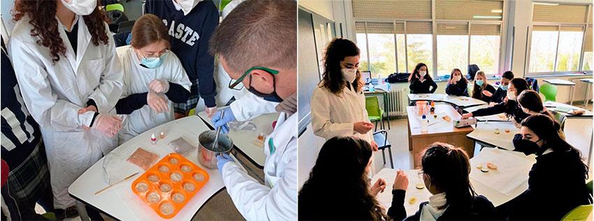 Prácticas de laboratorio: experimentación al servicio del aprendizaje