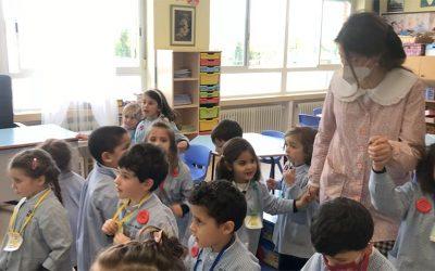 Total Physical Response en 2º de Educación Infantil