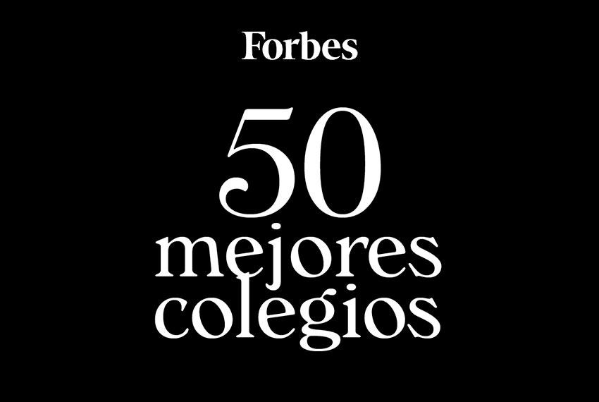 Alcaste-Las Fuentes, entre los 50 mejores colegios de España según la revista Forbes